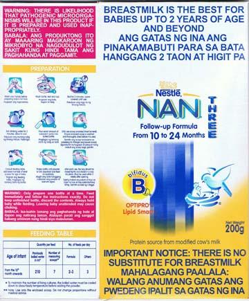 Philippines labels