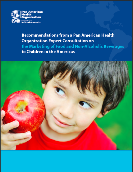 PAHO Expert recommendations on Non-Alcoholic Beverages to Children in the Americas